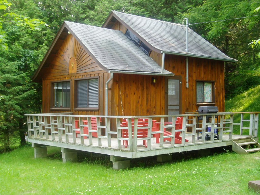 Tiny Home Designs: Wildwood Cottage Resort 2017 Cottage House