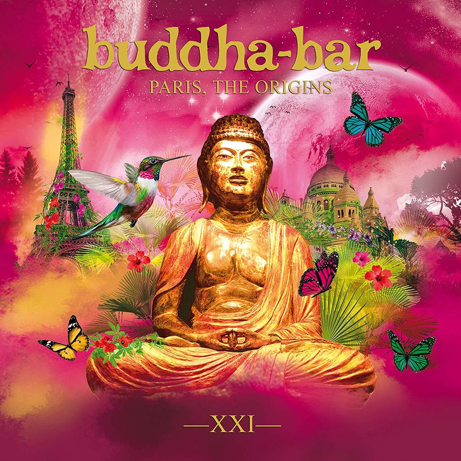 2019 two CD set. With millions of music compilations sold and venues openedthroughout the world, Buddha-Bar has set itself as the Lifestyle benchmark forZen & chic. After a hundred of compilations, several enchanting musictravels, it was about time to focus on the creation of the myth, the origins.Buddha-Bar XXI celebrates Buddha-Bar Paris and features the DJs that made thereputation of the venue, Ravin and Sam Popat – the legendary residents. DiscOne – Dinner – has been selected by Ravin, true