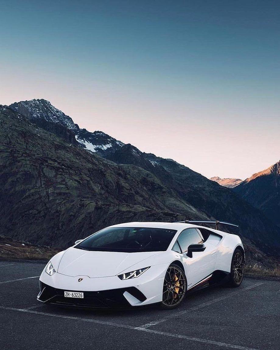 Lamborghini Sport: Lamborghini Huracan Performante