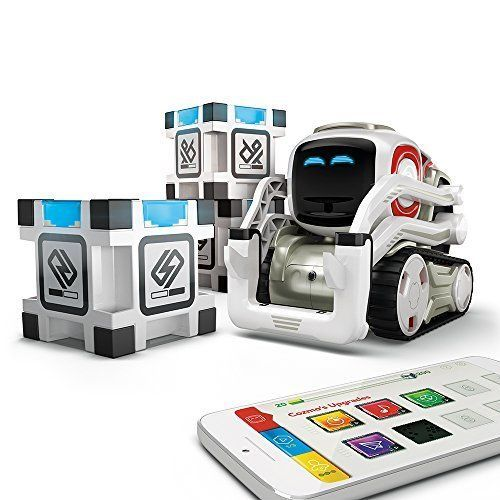 Cozmo Robot For Kids Adults Game Robotics Programming Learning