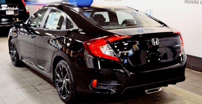 2020 Honda Civic Sport Honda Civic Sport Honda Civic Honda