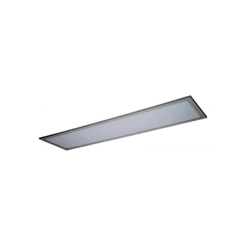 "Litetronics FP030UF135DLP White Single Light 47-1/2"" Wide Integrated LED Panel"