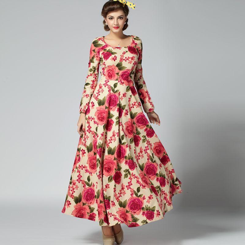 17 Best images about maxi dress on Pinterest - Vintage style ...