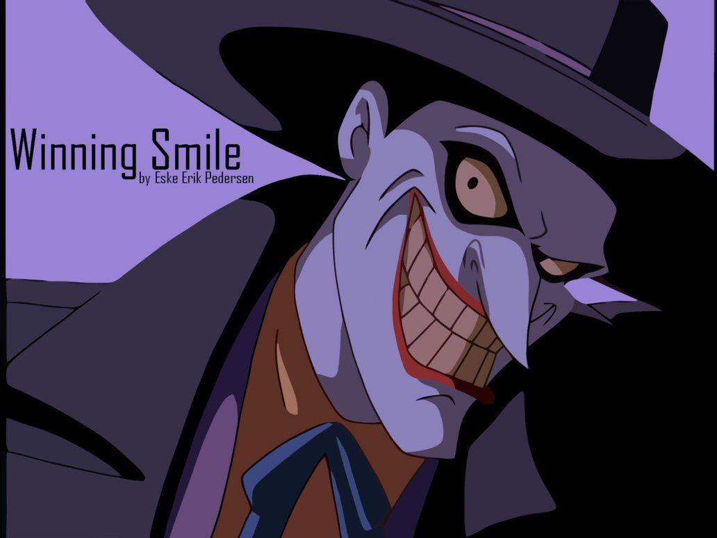 Joker's Winning Smile by EvilAngel888 on DeviantArt