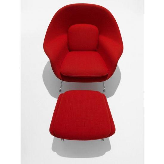 Knoll Saarinen Large Womb Chair  Eero Saarinen