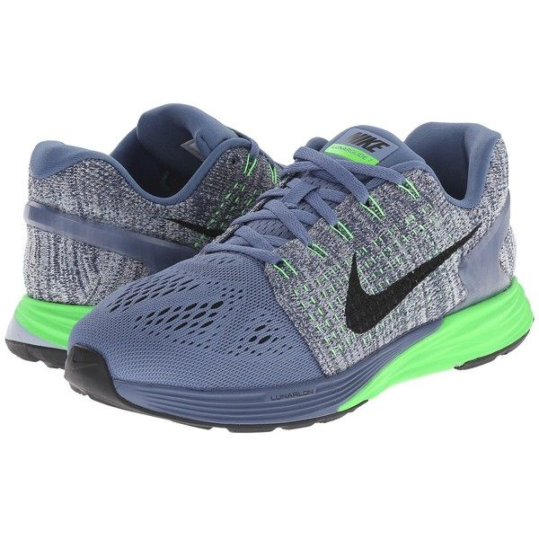 meet 71e0e adf9b ... Nike Lunarglide 7 Womens Running Shoes featuring polyvore, womens  fashion, shoes, athletic shoes ...