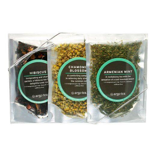 argo tea nice sample sets love the clear packaging and. Black Bedroom Furniture Sets. Home Design Ideas