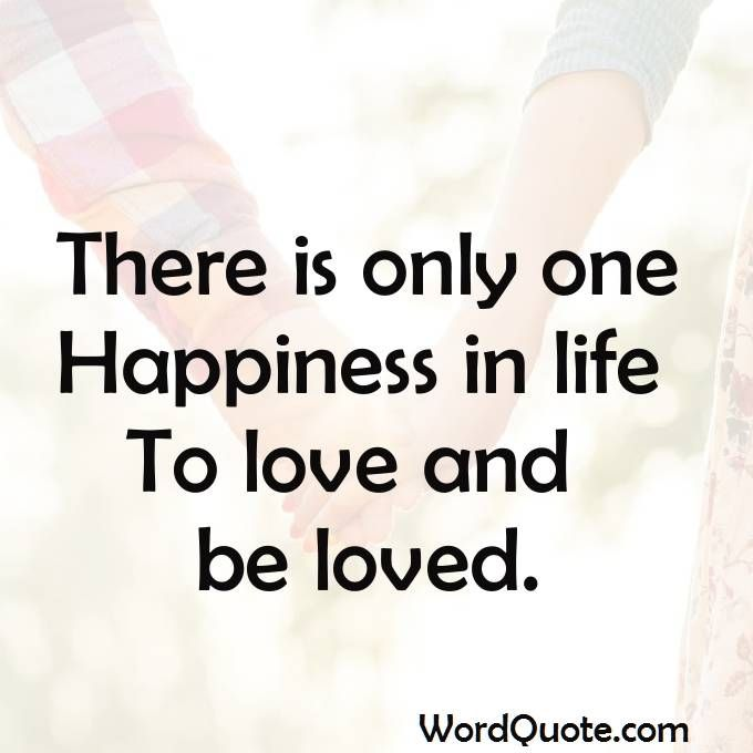love makes you happy quotes