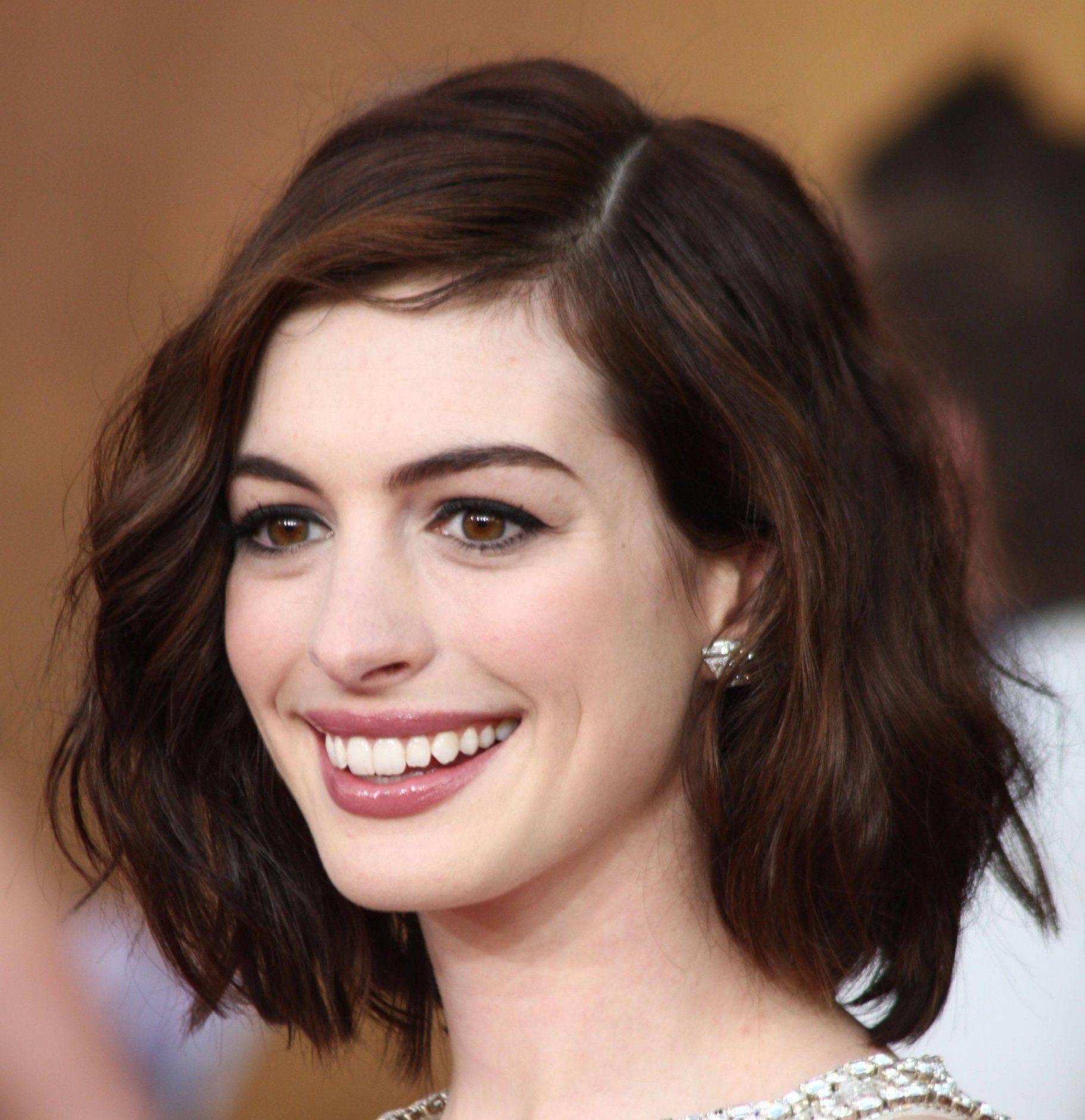 Image Result For Cute Shoulder Length Hairstyles Haircut For Thick Hair Thick Hair Styles Neck Length Hair