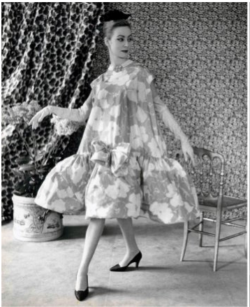 1958 Balenciaga Baby Doll Balenciaga Fashion House In 2019