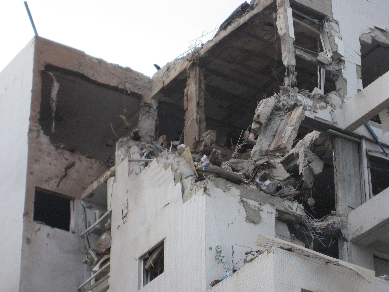 Image result for building damage