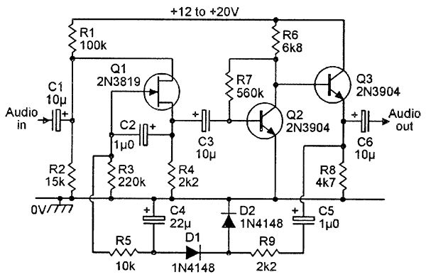 FET Principles And Circuits — Part 2 - Nuts & Volts Magazine - For ...