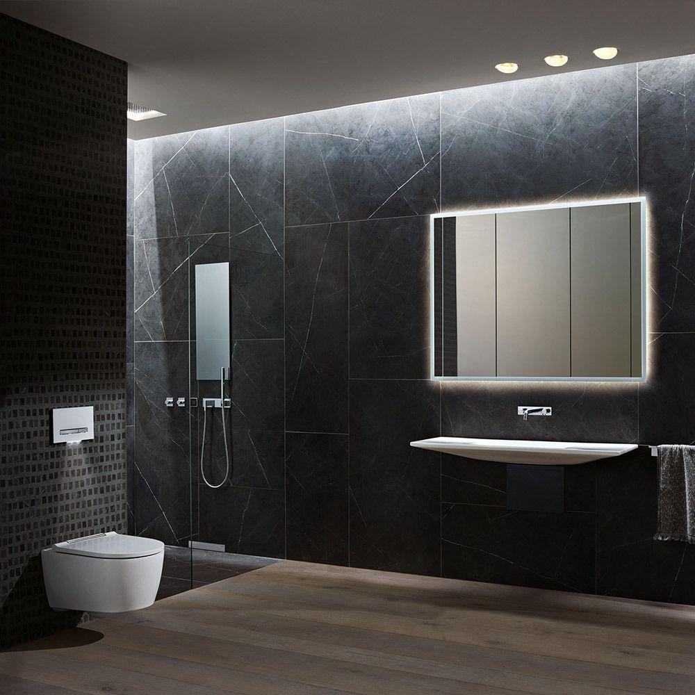 Alles fließt  Badezimmer, Architekt, Schallschutz