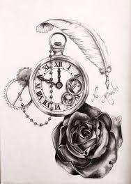 r sultat de recherche d 39 images pour montre a gousset casse dessin tattoo horloge. Black Bedroom Furniture Sets. Home Design Ideas