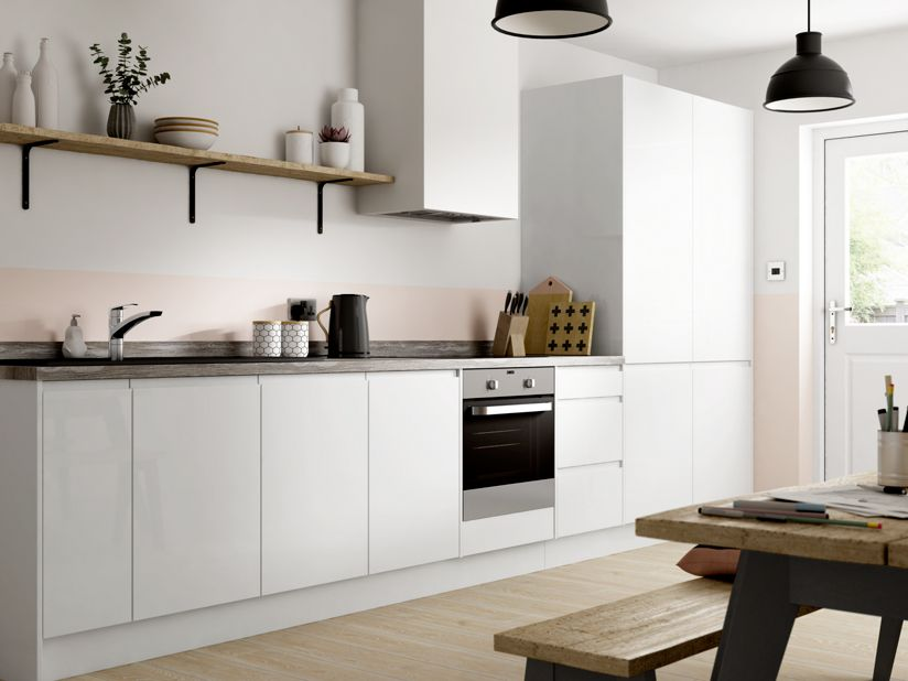 Madison White Wickes.co.uk in 2020 Kitchen fittings