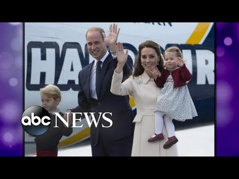*INC*NEWS: Will and Kate Wrap Up First International Tour as ...