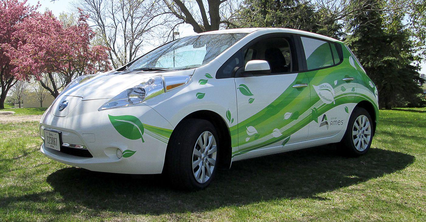 Nissan Leaf Electric Car Wrap On Behance Nissan Leaf Nissan Leaf Electric Cars Car Wrap [ 729 x 1400 Pixel ]