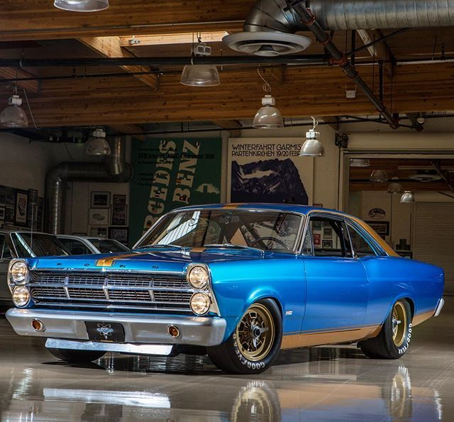 """It's """"Attack Of The Fairlane"""" On Jay Leno's Garage Today"""