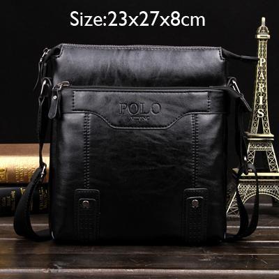 Fashion Good Quality Leather Men S Messenger Bags Man Portfolio