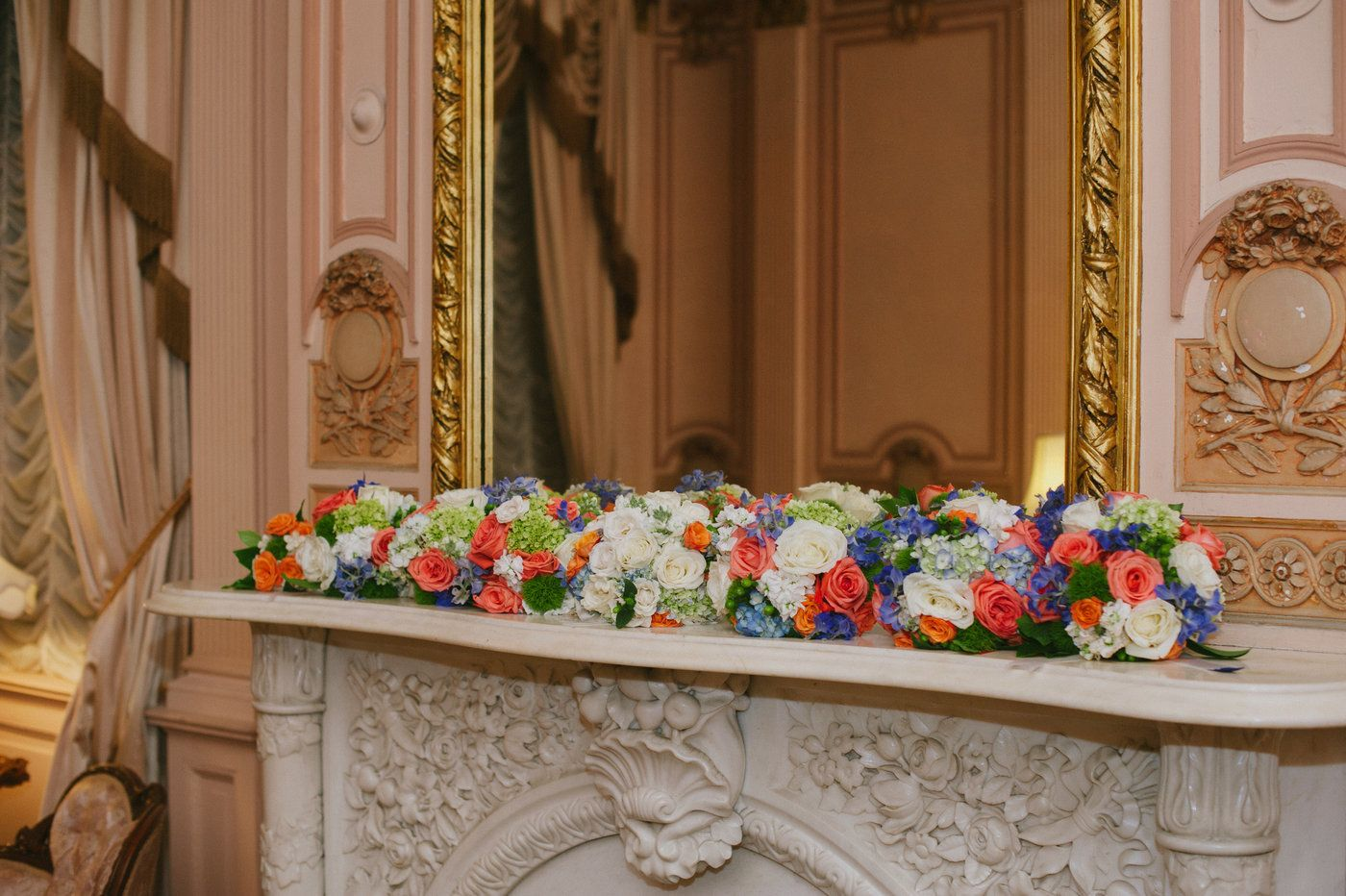 What To Do With Bouquets During The Reception!