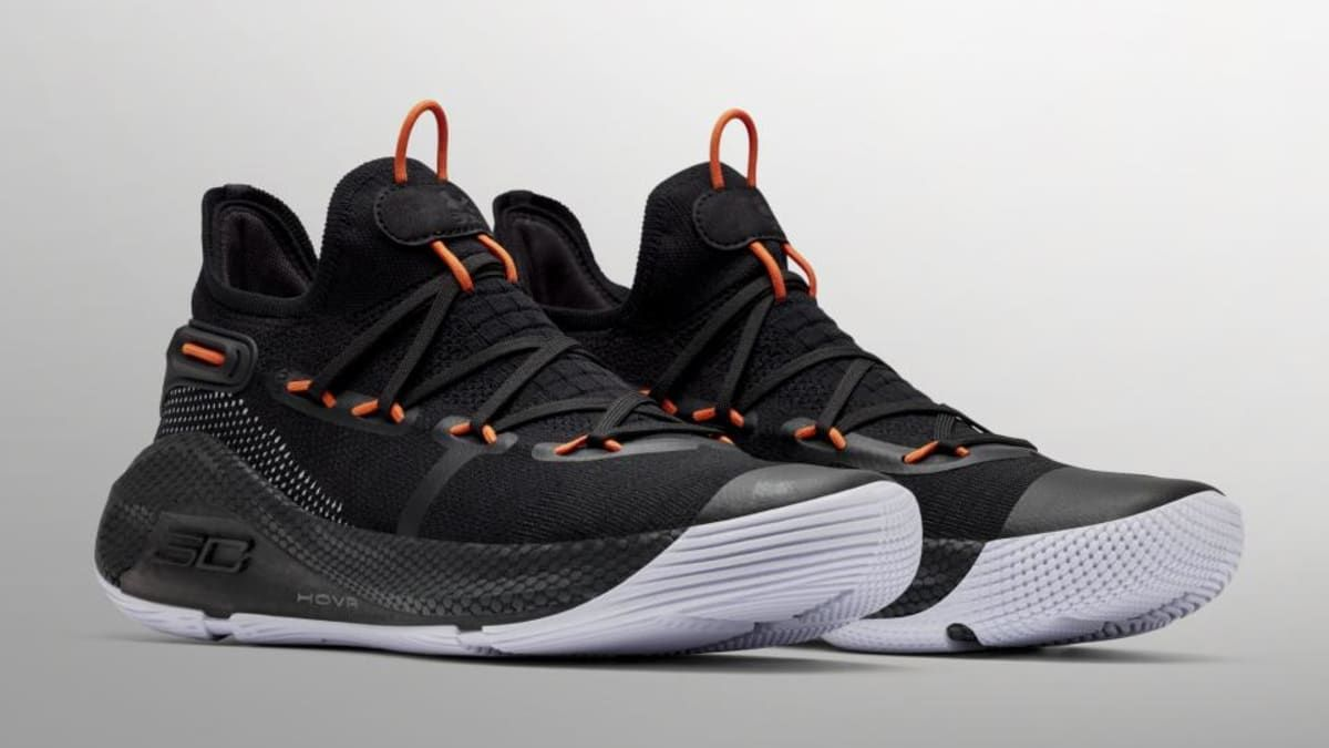 Under Armour Curry 6 'Oakland Sideshow