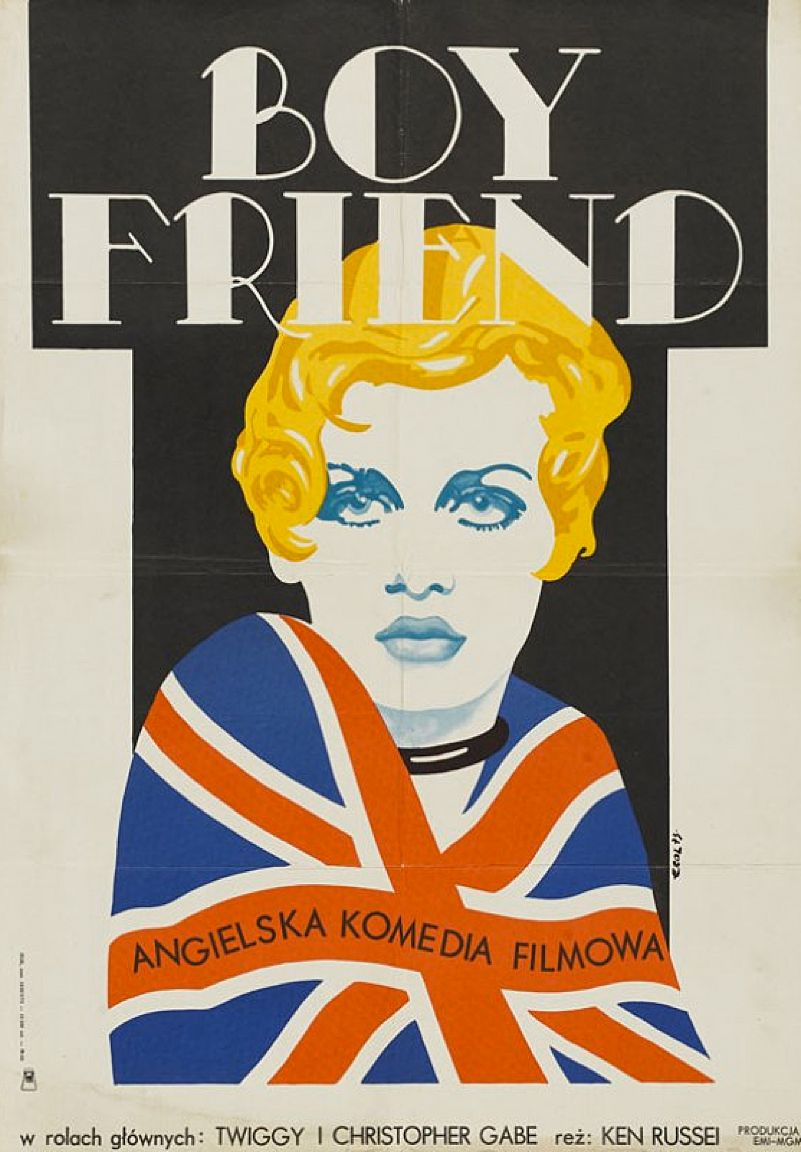 Twiggy Vintage Posters