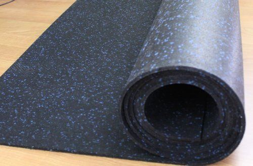 1 4 Tough Rubber Roll Gym Flooring Mat 4x10 Black By Incstores Http Www Amazon Com Dp B007swpd5k Ref Cm Sw R Pi D Gym Floor Mat Gym Mats Home Gym Flooring