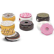 Melissa Doug Wooden Donuts Melissa Doug Toys R Us