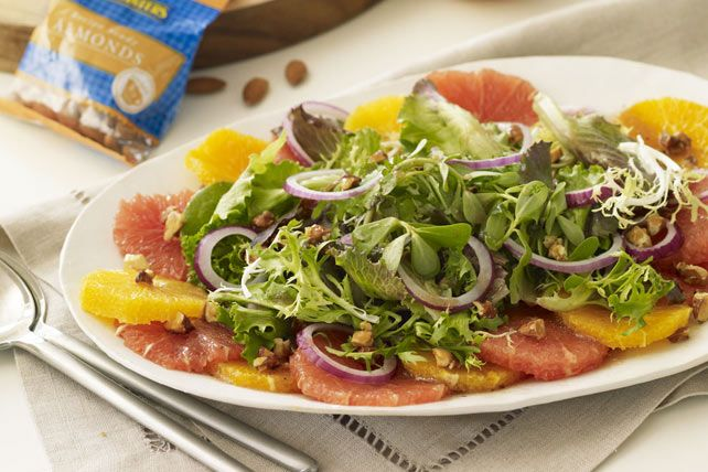 Sunshine citrus salad image 1 salads pinterest salad taste sunshine citrus salad image 1 salads pinterest salad taste buds and recipes forumfinder Images