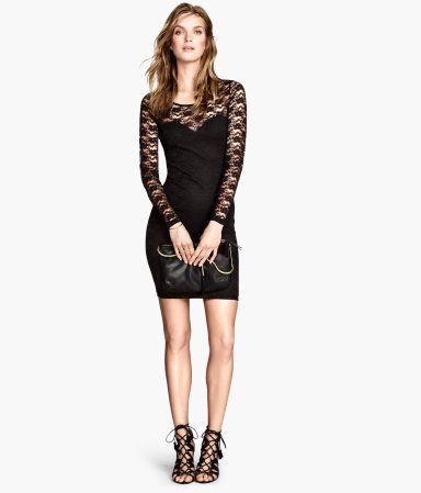 H&M Lace dress £8.99