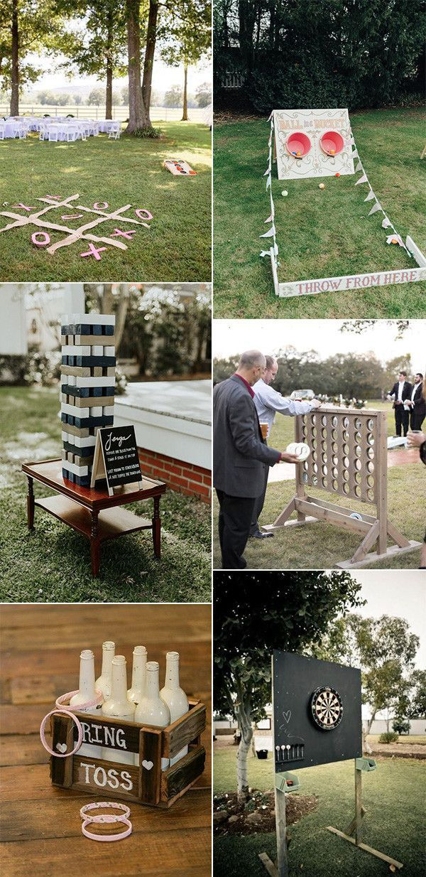 Photo of 42 Backyard Wedding Ideas with a small budget for 2020 Page 2 of 2 Kinder Bl …