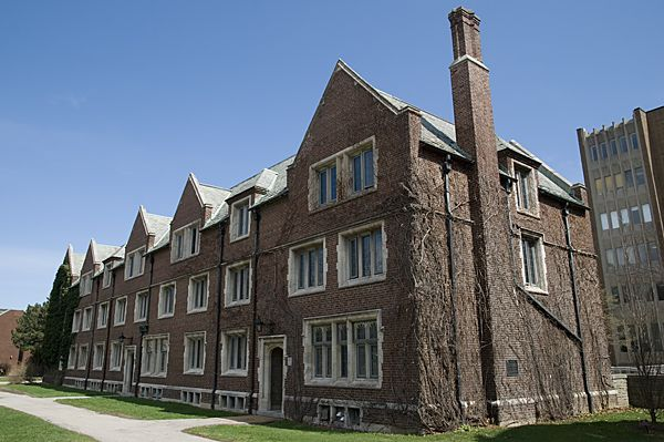 Edwards Hall at McMaster University