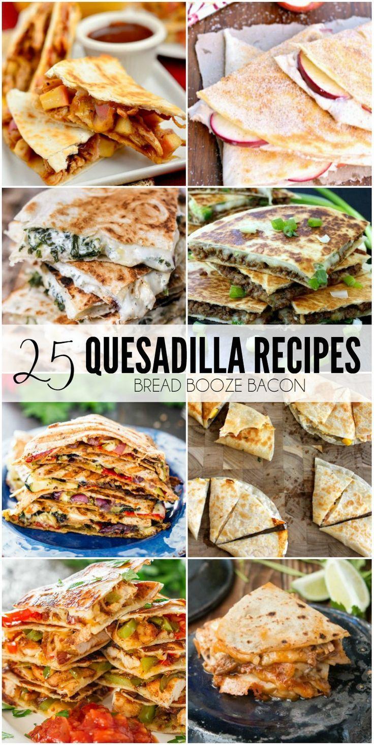 Photo of 25 Quesadilla Recipes