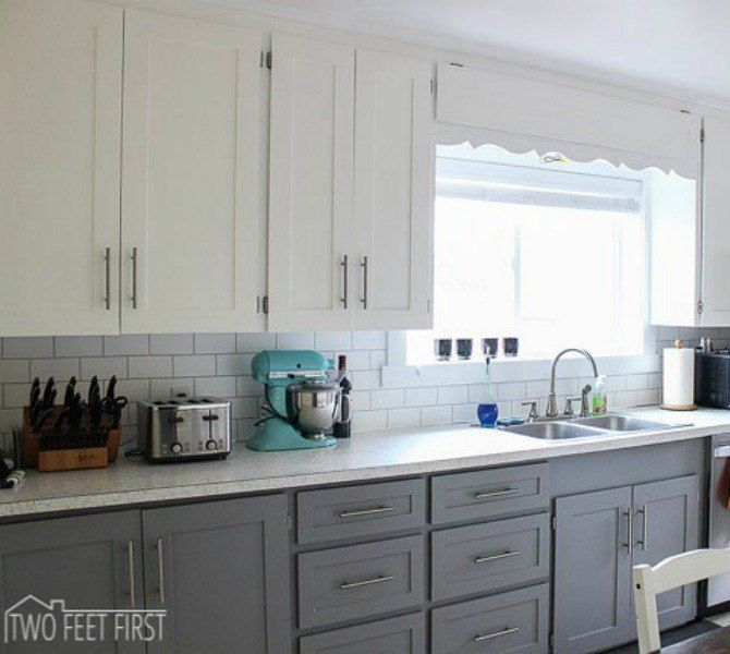Refacing Old Kitchen Cabinets: 14 Easiest Ways To Totally Transform Your Kitchen Cabinets