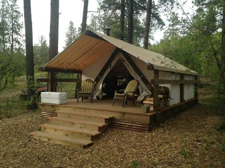 Awesome Platform tent at Peddlers Village UP MI & Awesome Platform tent at Peddlers Village UP MI | Places to be ...