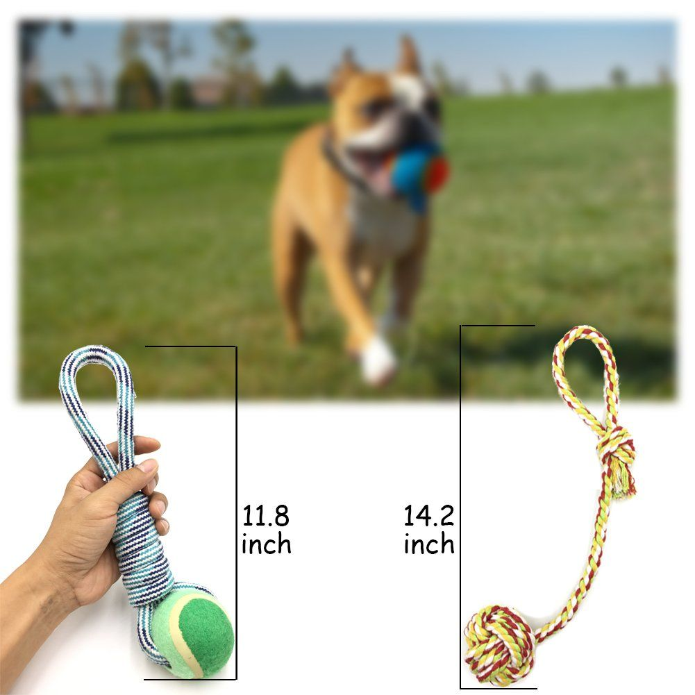 How To Make A Woven Rope Bone Dog Toy Diy Dog Toys Toy Puppies