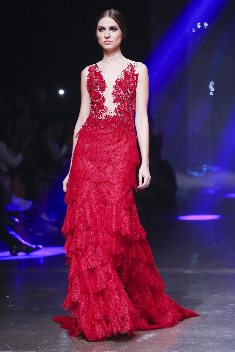 Michael Cinco Ready To Wear Spring Sum… | Gowns I wanna wear ...