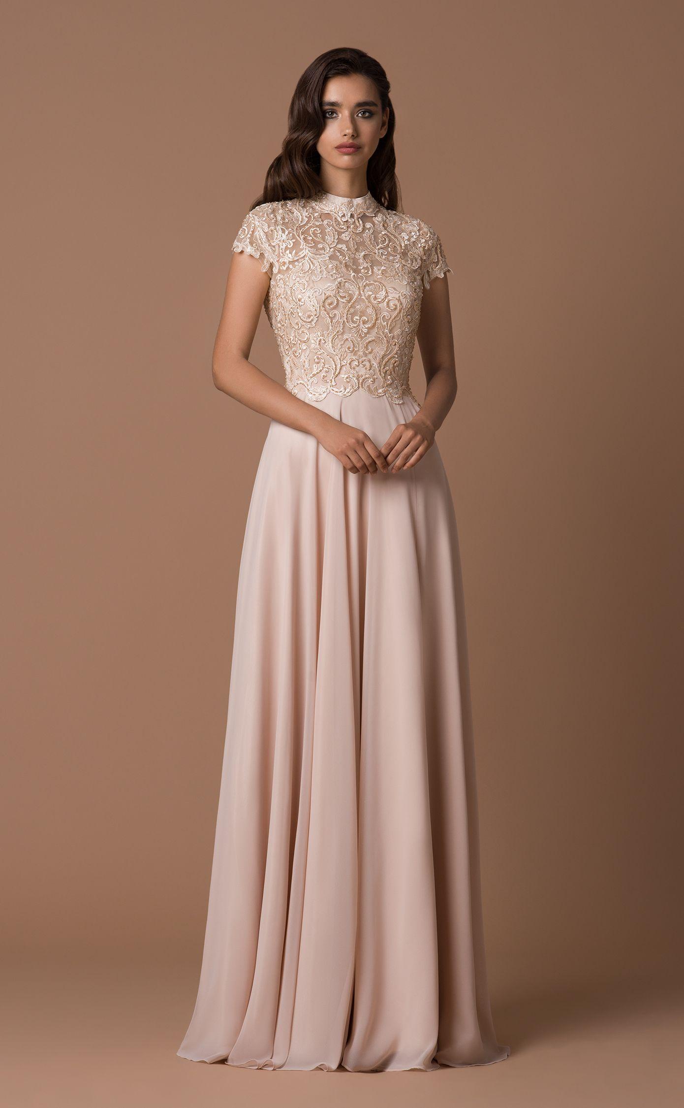 Abendkleid Tessa  Abendkleid, Kleider, Modestil