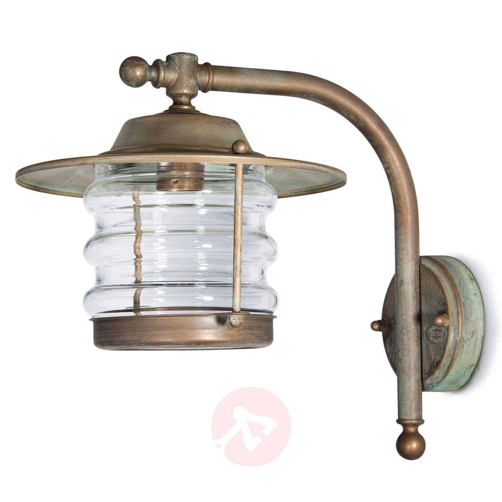 Zewnętrzna Lampa ścienna Adessora Latarniawmor Latarnie