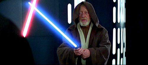 Hace 100 años nacía Obi-Wan Kenobi