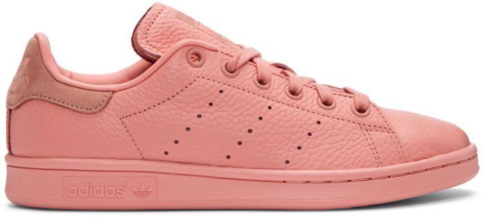 db9943ca9c45b adidas Originals x Pharrell Williams Pink Stan Smith Sneakers ...