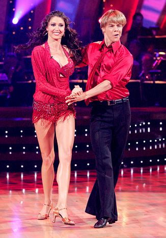 Is james hookup peta on dancing with the stars