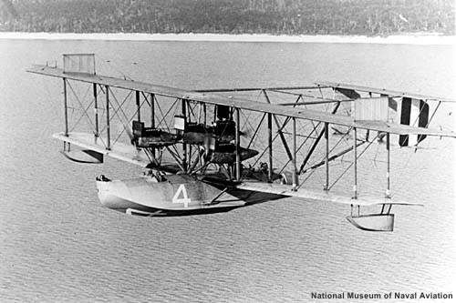 Image result for First Aerial Journey Across the Atlantic 16 May -  27 May 1919 - curtiss NC-4 seaplane