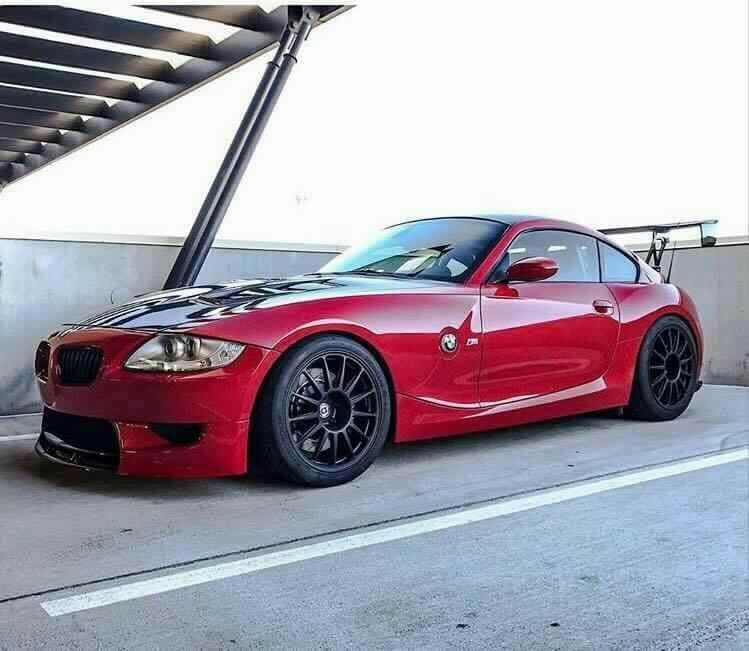 Bmw Z4 Coupe Used: BMW E85 Z4 M Coupe