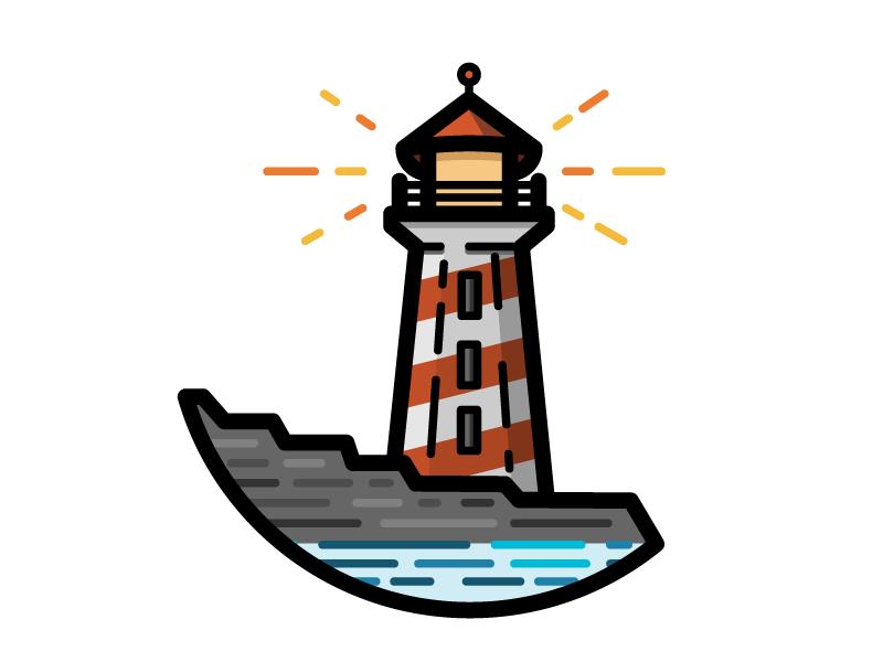 Lighthouse House Logo Design Lighthouse Clipart Lighthouse