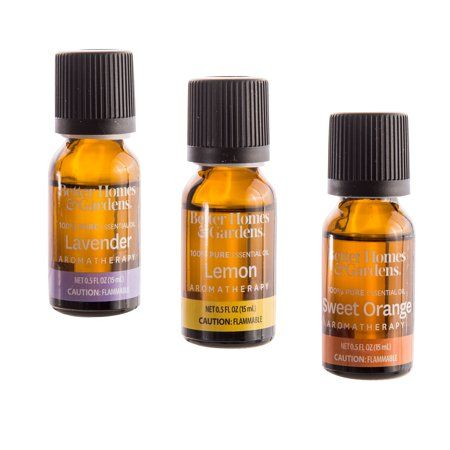 Better Homes & Gardens 100 Pure Essential Oil