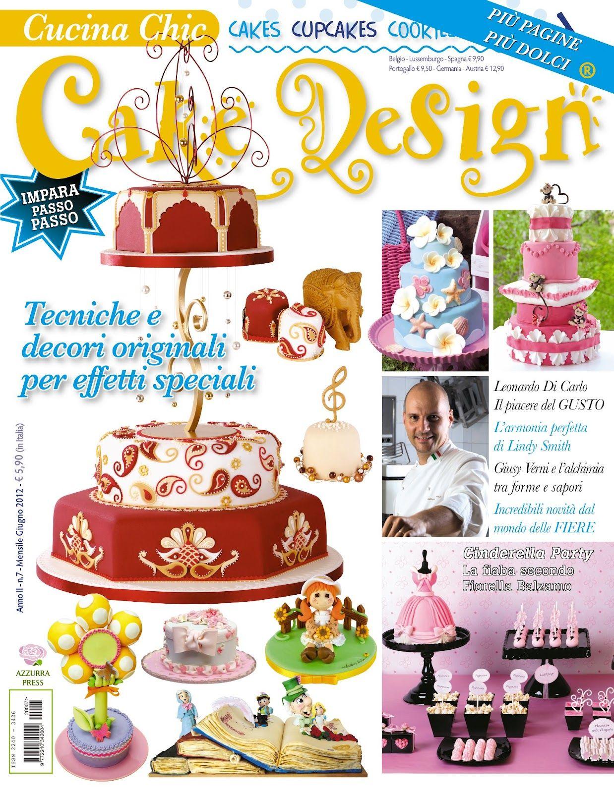 Rivista cucina chic cake design – Disegni di Natale 2019