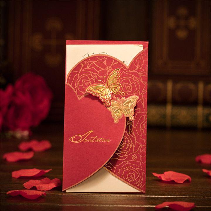 Wedding Invitation Card Designs | Wedding Ideas | Pinterest ...