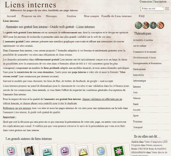 liens-internes.com