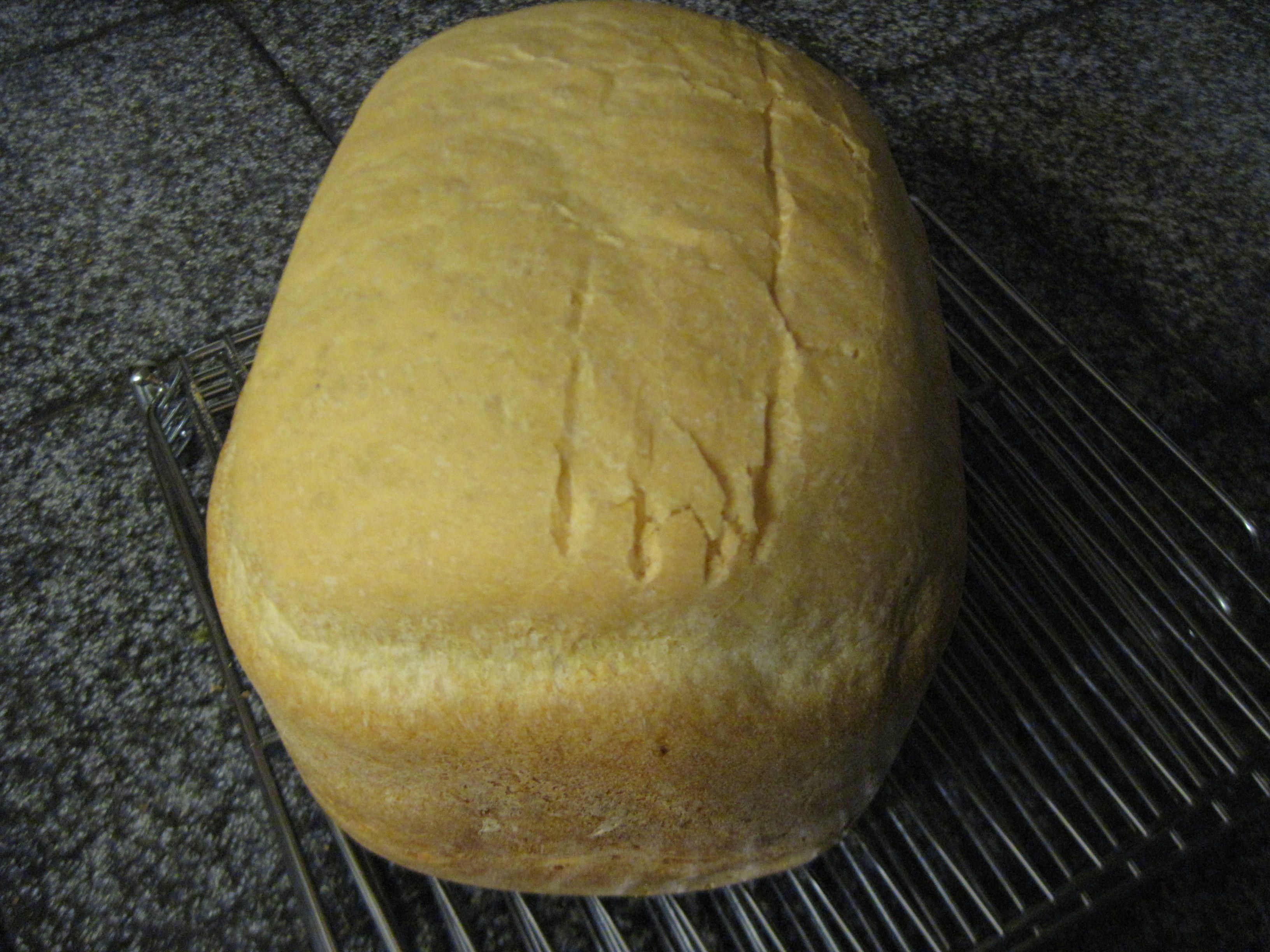 Basic machine french bread recipe lowcholesterolfood